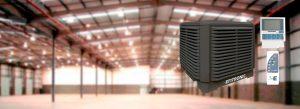 sistemas de climatizacion evaporativa
