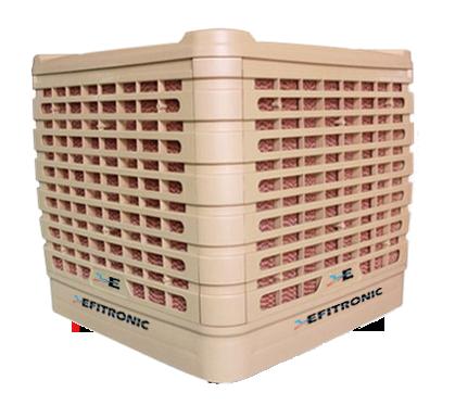 Climatizador evaporativo para pistas de padel indoor