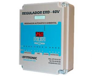 regulador erv 40v
