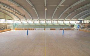 climatizacion de zonas deportivas